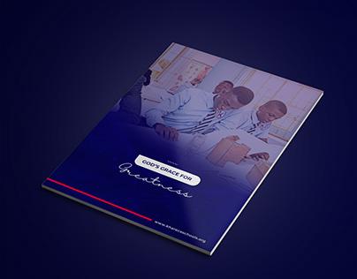 Kharece Brochure Design
