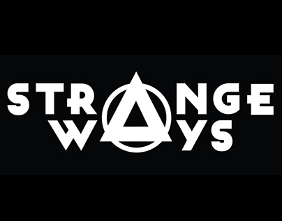STRANGE WAYS SHOP - T-shirts, Patches and Pins