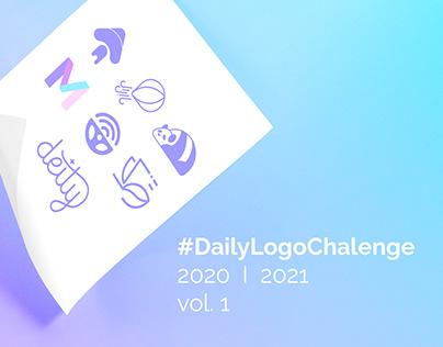 #DailyLogoChallenge I vol. 1