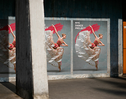 NYC Dance Project posters