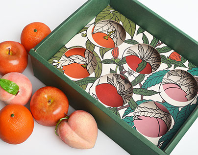 Fruit Gift Box Packaging