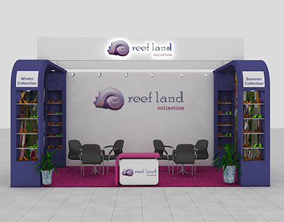 Reef Land Stand