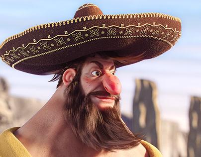 Mexican redneck