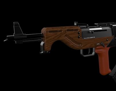 K33 - AK BullPup
