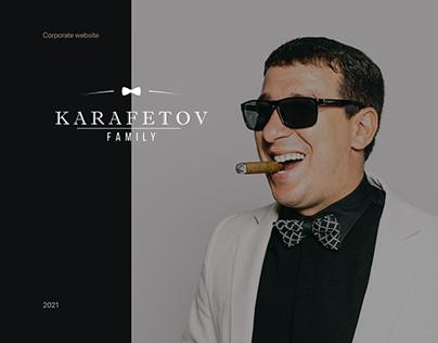 KARAFETOV family