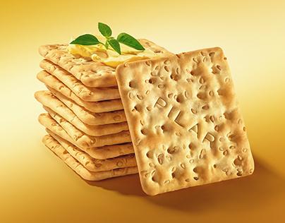 Cream Cracker - Blackninja