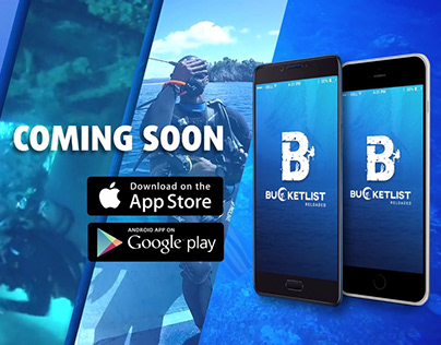 "Videos lanzamiento app ""Bucketlist Reloaded"""