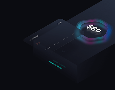 Banking Visual Concept