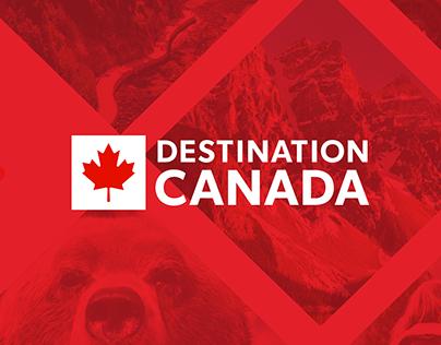 Destination Canada: Corporate Site
