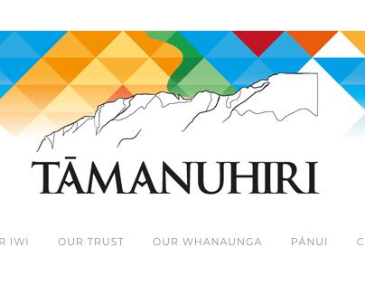 Tāmanuhiri Web Banner