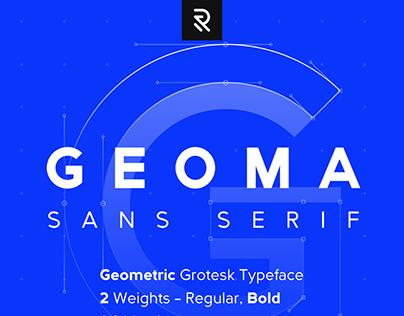 Geoma Sans Modern Font