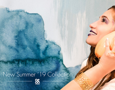 Gea Creations - Summer 2019 collection