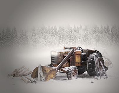 PROJECT: Scraper under the snow