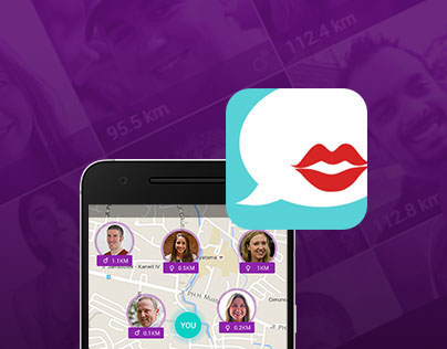 Muah City / Dating App UI/UX
