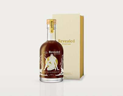 Revealed Spiced Rum