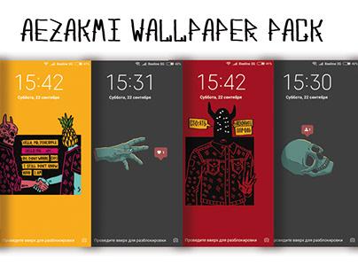 AEZAKMI WALLPAPER PACK (FOR FREE)