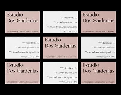 Estudio Dos Gardenias / Visual Identity
