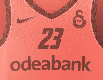 Galatasaray Basketball x Nike