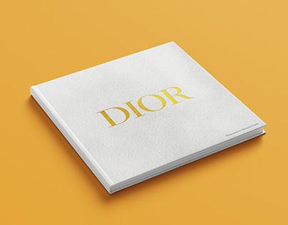 DIOR - Coffee Table Book