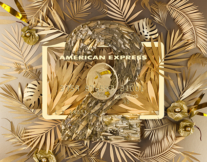 American Express Art Cards – Countdown to Spring
