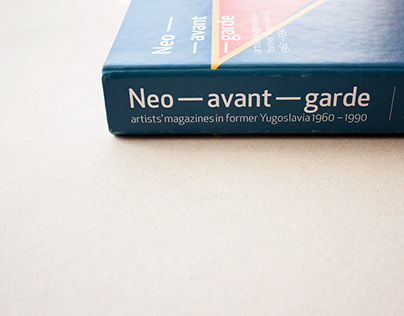 Neo-avant-garde artists' periodicals publication