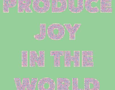 Produce Joy