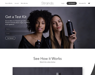Strands Hair Care