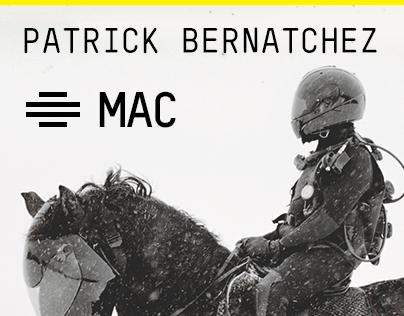 PATRICK BERNATCHEZ · MAC Montreal Museum Exhibit