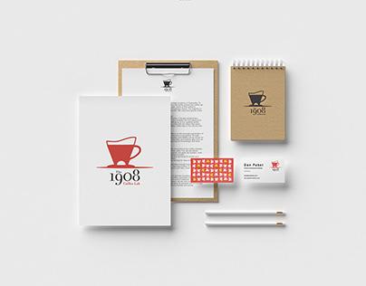 The 1908 Coffee Lab Branding