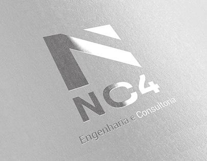 NC4 Logo e Cartão