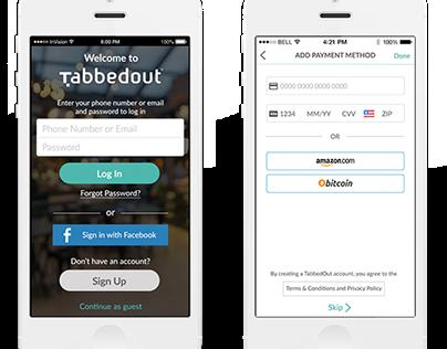 TabbedOut App