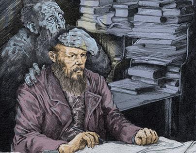 Dostojevski (PRINCIPIA magazine)