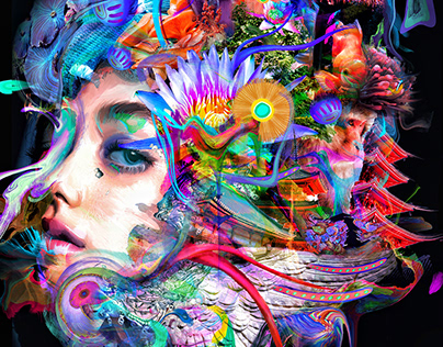 Digital Paintings and Illustrations (2019)
