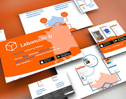 Exercice Landing-Page Leboncoin