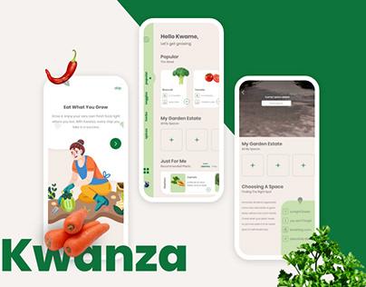 Kwanza Farming App