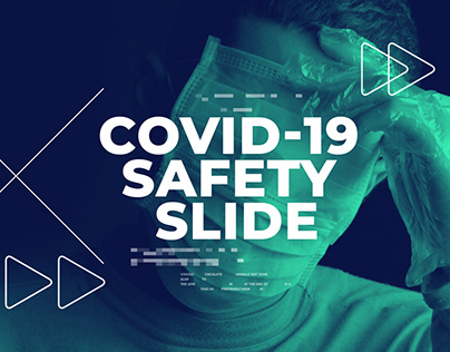 Covid-19 / Safety Slide (After Effects Template)