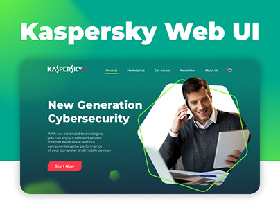 Kaspersky Web UI