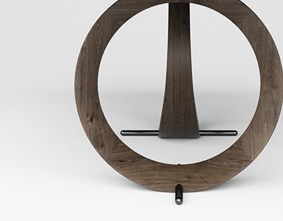 IO - dinner table