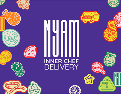 App NYAM - Inner Chef Delivery