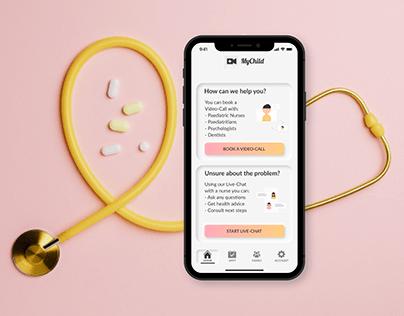 MyChild - Health management app for parents
