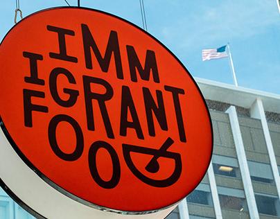 Immigrant Food Video Series