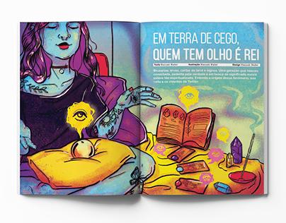 Ilustração / Editorial