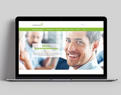 Tercenum.de – WordPress Website