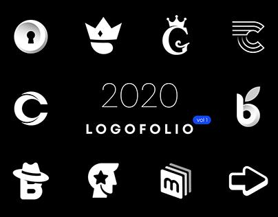 Logofolio 2020 vol 1