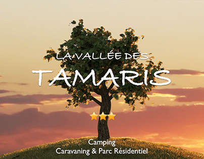 """Animation LOGO - """"Tamaris"""""""