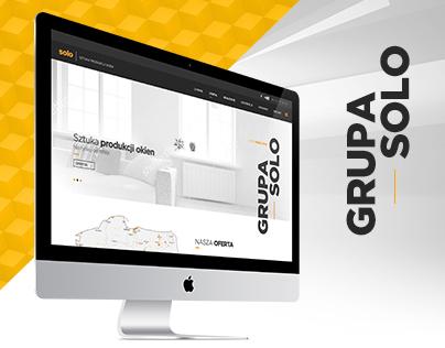 Grupa Solo | Web Design