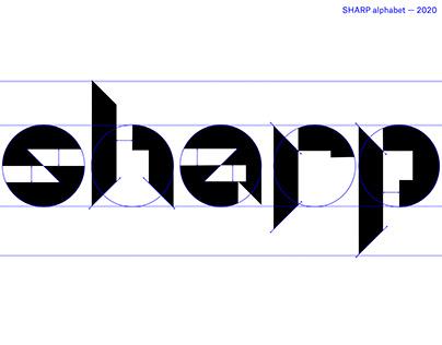 SHARP alphabet