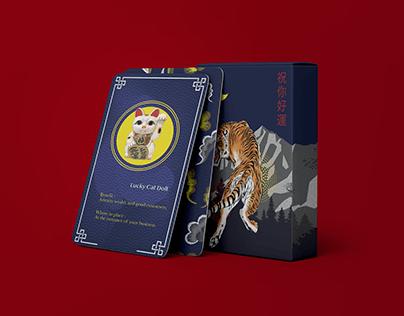 Fengshui - Card Deck