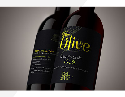 Olive Oil Project | Packaging Design