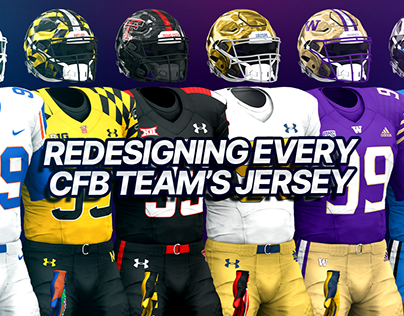 Redesigning Every CFB Teams Jersey (WIP)
